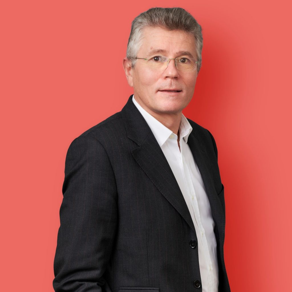 Q&A with Jean-Bernard Meurisse
